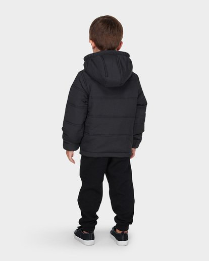 2 BOYS ESCAPE PUFFER Black 7595901 Billabong