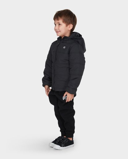 1 BOYS ESCAPE PUFFER Black 7595901 Billabong