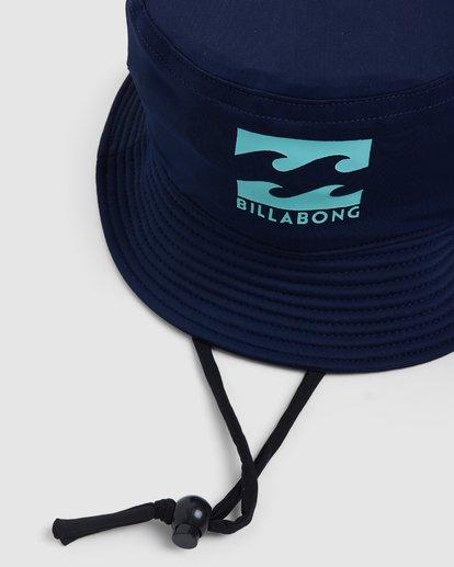 5 Groms Beach Day Bucket Hat Blue 7603301 Billabong