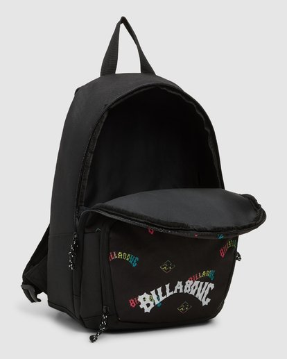 3 Groms Backpack Black 7607001 Billabong