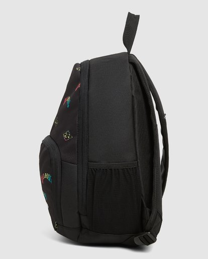 1 Groms Backpack Black 7607001 Billabong