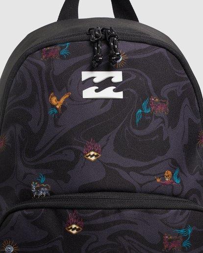 4 Boys 0-7  Backpack Black 7617001 Billabong