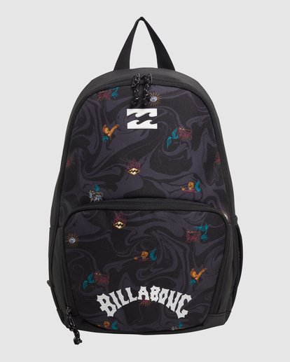 0 Boys 0-7  Backpack Black 7617001 Billabong