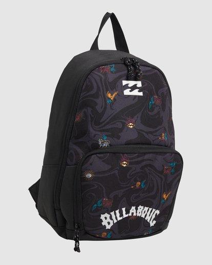 2 Boys 0-7  Backpack Black 7617001 Billabong