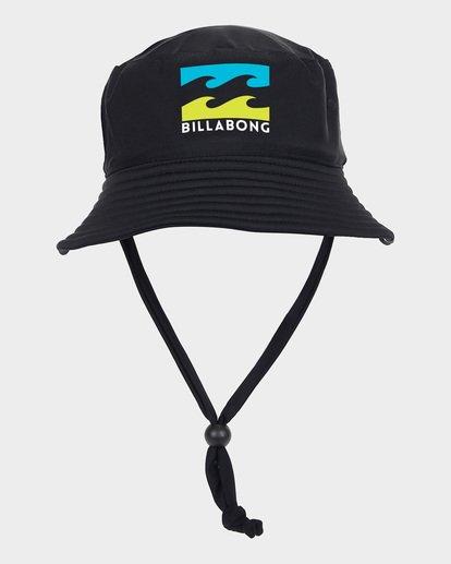1 GROMS BEACH DAY BUCKET HAT Black 7691301 Billabong