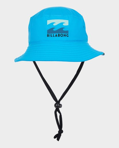 1 Boys Beach Day Hat Blue 7691301 Billabong