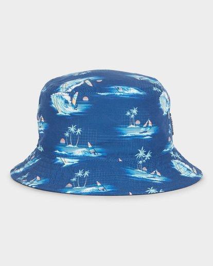 1 GROMS REVO BUCKET HAT Blue 7691305 Billabong