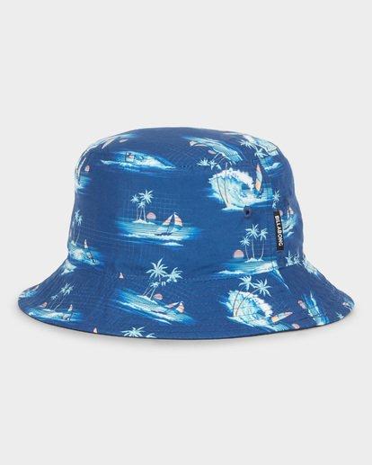 0 GROMS REVO BUCKET HAT Blue 7691305 Billabong