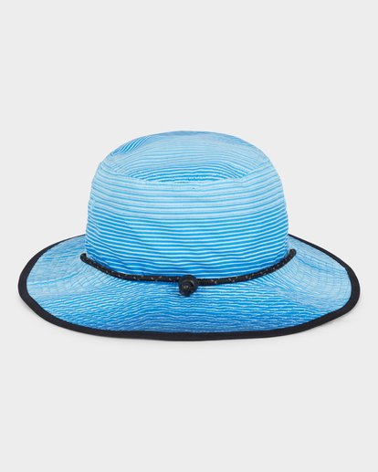 3 GROMS DIVISION REVO HAT Blue 7691312 Billabong