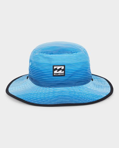 2 GROMS DIVISION REVO HAT Blue 7691312 Billabong