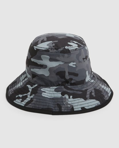4 Groms Division Revo Hat Black 7691312 Billabong