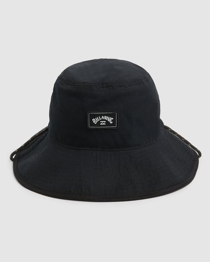 3 Groms Division Revo Hat Black 7691312 Billabong