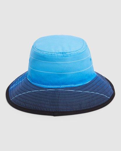 2 Groms Division Revo Hat Blue 7691312 Billabong