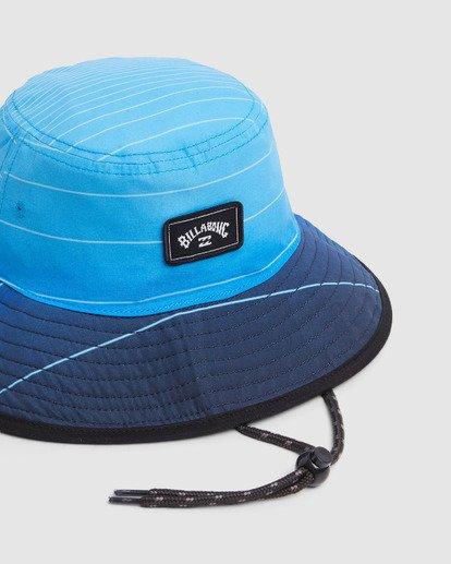 5 Groms Division Revo Hat Blue 7691312 Billabong