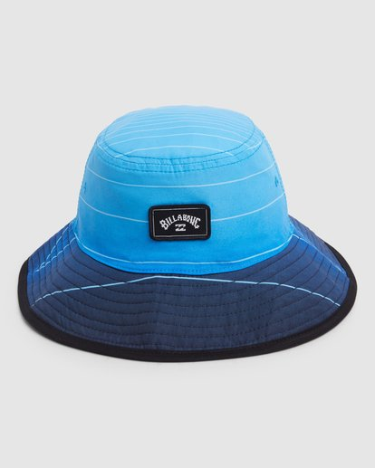 1 Groms Division Revo Hat Blue 7691312 Billabong