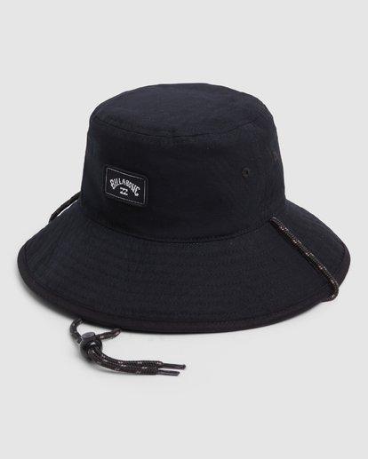 4 Groms Division Revo Hat Blue 7691312 Billabong