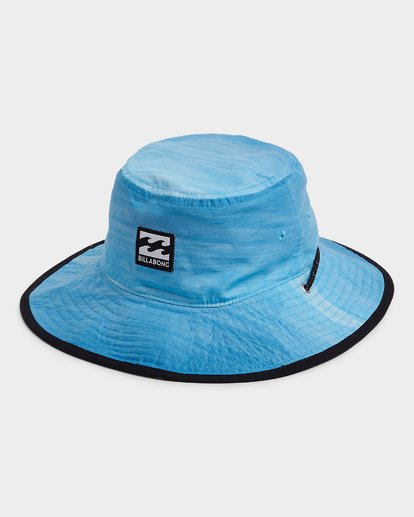 0 Groms Division Revo Hat Blue 7691312 Billabong