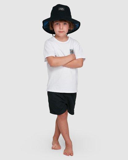 8 Groms Division Revo Hat Blue 7691312 Billabong