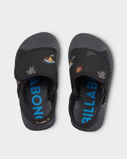 5 Groms Island Slide Black 7691937 Billabong