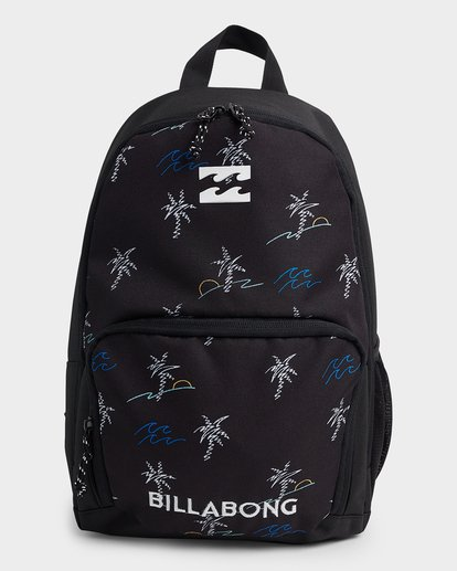 0 Groms Backpack Black 7692001 Billabong