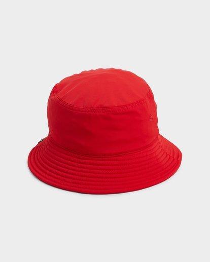 2 Groms Beach Day Bucket Hat Red 7692301 Billabong