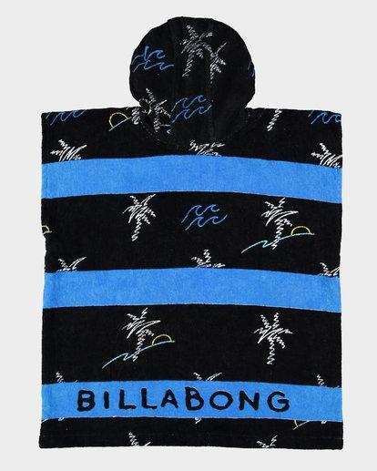 1 Groms Island Towel Black 7692701 Billabong