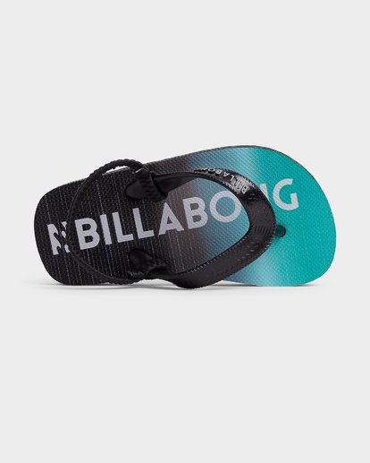 4 Groms Anchored Thongs Black 7692938 Billabong