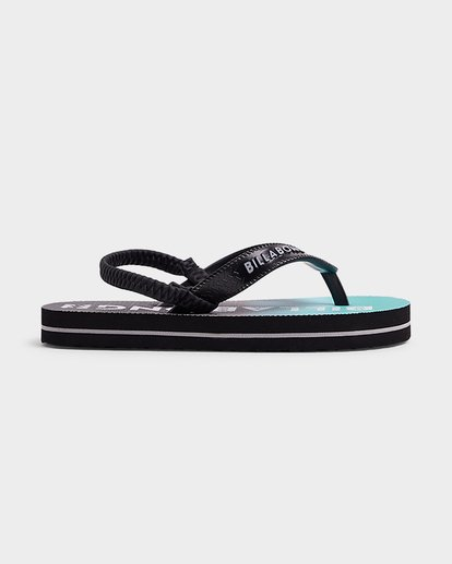 3 Groms Anchored Thongs Black 7692938 Billabong