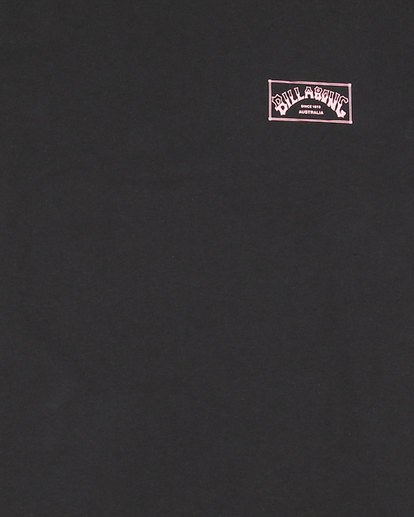 8 Boys Boxed Arch Short Sleeve Tee Black 8503014 Billabong