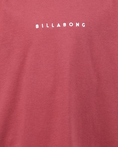 5 Boys Smitdog Short Sleeve Tee Red 8503020 Billabong