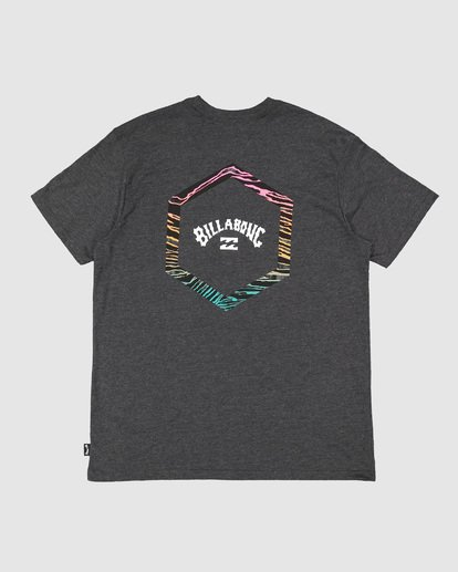 7 Boys Access Short Sleeve Tee Black 8503027 Billabong