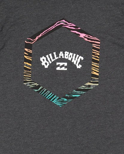 8 Boys Access Short Sleeve Tee Black 8503027 Billabong