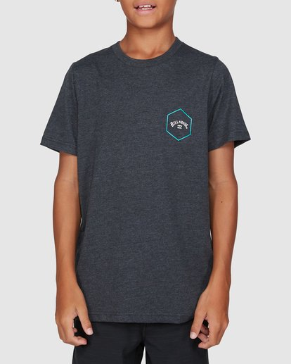 1 Boys Access Short Sleeve Tee Black 8503027 Billabong