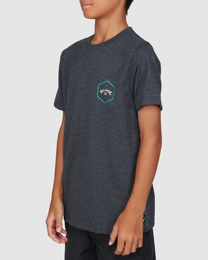 2 Boys Access Short Sleeve Tee Black 8503027 Billabong