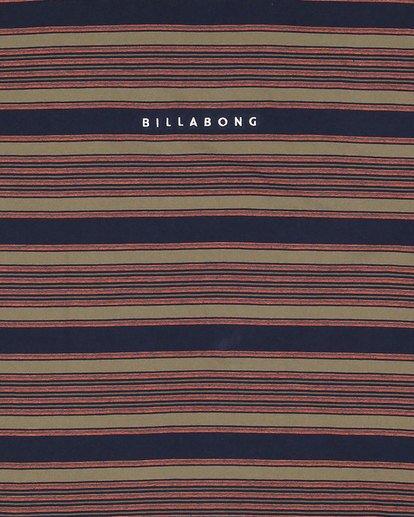 8 Boys Mix Up Stripe Short Sleeve Tee Blue 8503037 Billabong