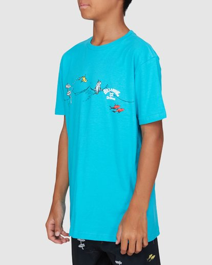 2 Dr. Seuss Boys One Fish Two Fish Blue 8503080 Billabong