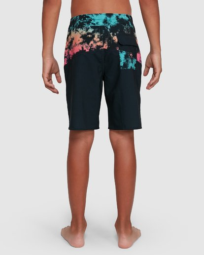 8 Boys Fifty50 Pro Boardshorts Blue 8503403 Billabong