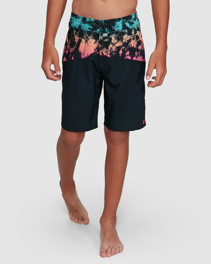 9 Boys Fifty50 Pro Boardshorts Blue 8503403 Billabong