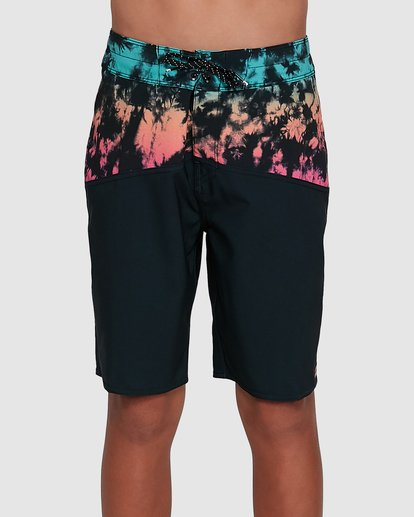 0 Boys Fifty50 Pro Boardshorts Blue 8503403 Billabong