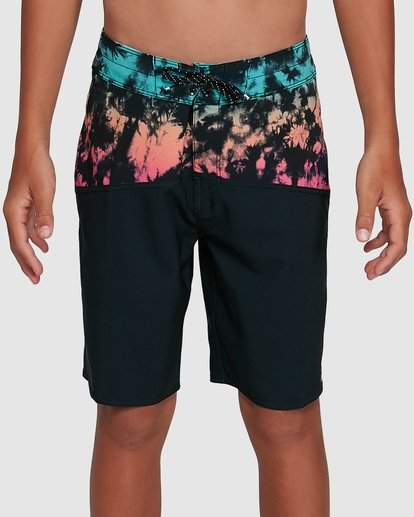 3 Boys Fifty50 Pro Boardshorts Blue 8503403 Billabong