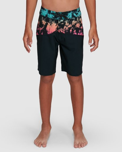 6 Boys Fifty50 Pro Boardshorts Blue 8503403 Billabong