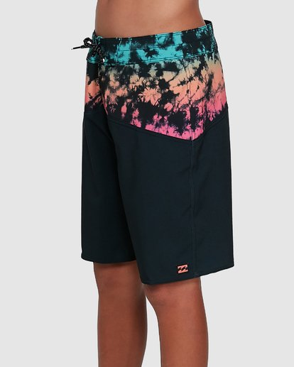 1 Boys Fifty50 Pro Boardshorts Blue 8503403 Billabong