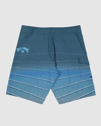 12 Boys Vaulter OG Boardshorts Blue 8503429 Billabong