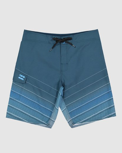 11 Boys Vaulter OG Boardshorts Blue 8503429 Billabong