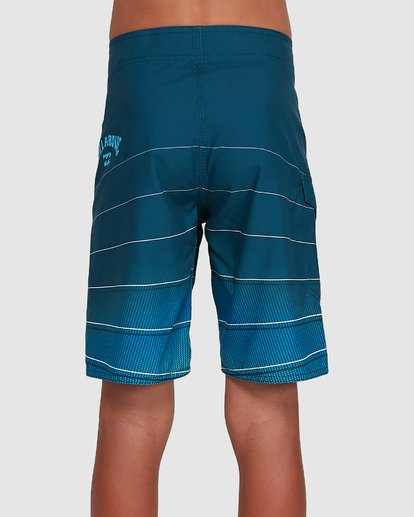 2 Boys Vaulter OG Boardshorts Blue 8503429 Billabong