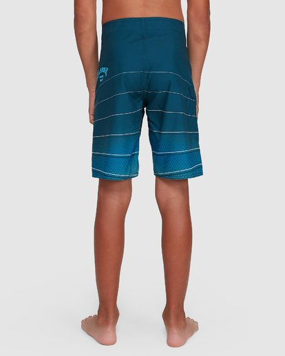 8 Boys Vaulter OG Boardshorts Blue 8503429 Billabong