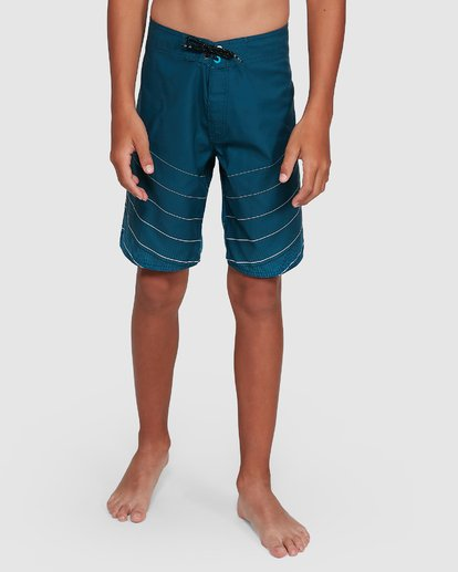 9 Boys Vaulter OG Boardshorts Blue 8503429 Billabong