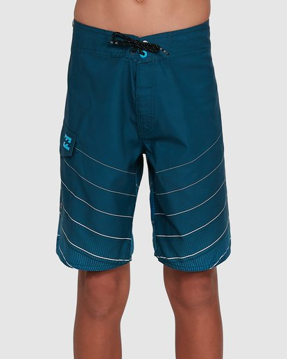 0 Boys Vaulter OG Boardshorts Blue 8503429 Billabong