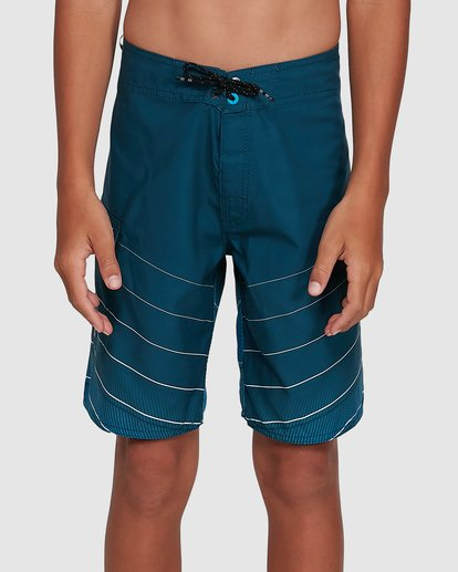3 Boys Vaulter OG Boardshorts Blue 8503429 Billabong