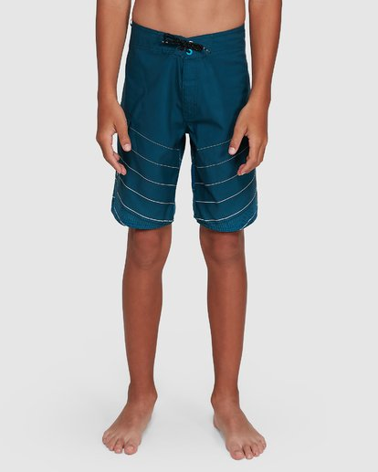 6 Boys Vaulter OG Boardshorts Blue 8503429 Billabong